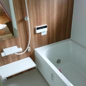 身体に優しい浴室リフォーム