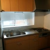 キッチンと収納リフォーム