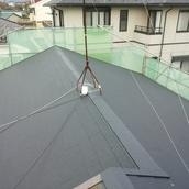 屋根葺き替えで防水性、耐久性UP