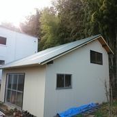 リファイニング建築で再利用