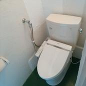 店舗改装と共にトイレも快適に